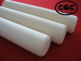 Alumine Rod solide en céramique de résistance à l'usure