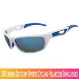 306 Unisex Outdoor Sports Cyclisme Lunettes de soleil polarisées