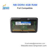 Ordinateur portable de composants de la Chine de RAM 4Go de mémoire DDR4