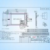 5.7 de Controle van de Vertoning van de Duim 320X240b7V62 LCD met Ra8835ap3n