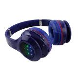 변화 LED Bluetooth Earbuds 침묵하는 디스코 무선 이어폰 헤드폰을 착색하십시오