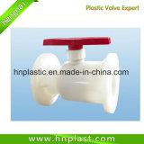 Engranaje de PVDF accionar la válvula de bola