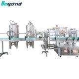 A linha de produção automática de frutas suco de grãos de equipamento de enchimento a quente