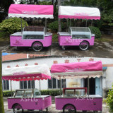 Helado de Pop Carro Bar/helado italiano Cart