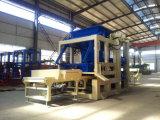 Hydraulischer automatischer konkreter Kleber-Höhlung-Block, der Maschine herstellt
