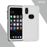 Célula de la nueva idea/cubierta del teléfono móvil para el caso del iPhone X impermeable