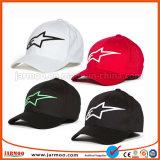100% algodão 6 Painéis Bordados Spor Hat