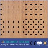 Comitati acustici di legno per le case modulari