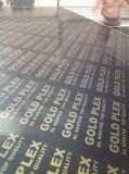 La película impermeable WBP enfrentan el contrachapado de madera contrachapada de encofrado de hormigón para la construcción
