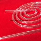 Hoher Reinheitsgrad-freier Raum fixiertes Quarzglas-Gefäß für Beleuchtung