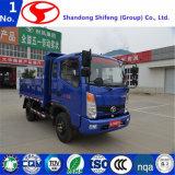 Dumper/pour la vente de camion à benne/éclairage de remorque de camion à benne/lumière et de la cargaison de camion à benne camion/Lumière Cargo Truck Camion Camion/Lumière Cargo/camions légers à essieu simple