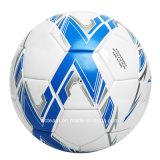 El último diseño ninguna bola laminada puntada Futsal de la PU