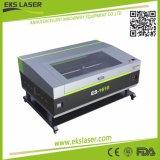 Cuir de la machine de découpe laser à haute efficacité