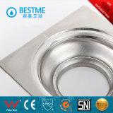 304 de drenagem no piso de aço inoxidável para máquina de lavar roupa (BF-K36)