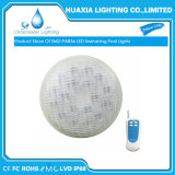 방수 AC12V 9W 18W 36W 54W PAR56 LED 수중 수영풀 빛