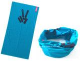 Шеи полиэфира 25*50cm продукции фабрики Китая шарф изготовленный на заказ черной трубчатый