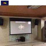 Las pantallas de proyección eléctrica inteligente/proyector pantalla con Control Remoto IR/RF