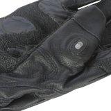 Воинская перчатка с большинств предварительным ударом током (полный перст)