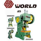 Ferramenta de máquina J23 Pressione a máquina 100ton excêntrico de imprensa de Perfuração Máquina de perfuração