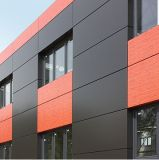 Painéis compostos de alumínio materiais da decoração para o revestimento exterior