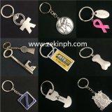 Metal de encargo Keychain para la concesión de la competición
