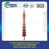 Polímero 110kv/Compuesto Aislante/Varilla larga Aislante de composite de suspensión