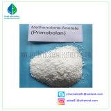 Acetato químico CAS 434-05-9 de Methenolone da hormona da matéria- prima do pó esteróide