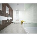Matériau décoratif à la mode bâtiment blanc mat Shebron vitré intérieur Wall Tile50x230mm