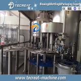 品質の飲料水の満ちるびん詰めにする生産ライン
