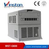 Fabricante profesional de inversor de la frecuencia del motor de CA, convertidor de frecuencia, VFD, mecanismo impulsor de la CA de 0.4kw a 630kw (WSTG600)