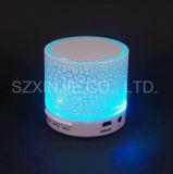 Lautsprecher der Stereolithographie-C9 Hifi heller beweglicher Crack mini wasserdichter drahtloser Bluetooth LED