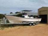 De Boten van de Glasvezel van de Vissersboten van de Glasvezel van het Jacht van de Visserij van Liya 19FT 25FT