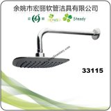 33115 Chuveiro de boa qualidade com braço de chuveiro de Aço Inoxidável