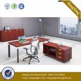 Melamin-Büro-Tisch-hölzerner Tisch-Oberseite-Büro-Schreibtisch (HX-NJ5099)