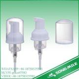 24/410 bomba blanca de la espuma plástica de los PP con el casquillo de los PP