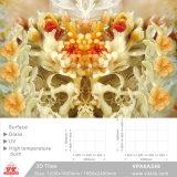 Baldosas de cerámica de fondo de arte en 3D para la construcción de Material (VPA6A519, 1200x1800mm, 1800x2400mm)
