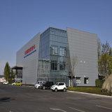 가벼운 강철 구조물 건축 창고 건물