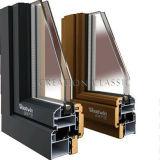 Geluiddicht laag-E bedekte Geïsoleerdg Glas met een laag, die Gelamineerd Glas isoleren
