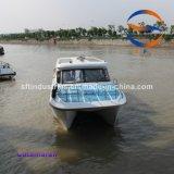 10,8m FRP Cuerpo Bote Catamarán China