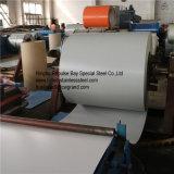 Vooraf geverfte die Staalplaat door Chinese Betrouwbare Fabriek wordt geleverd