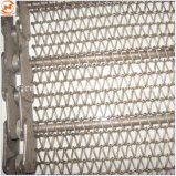Metallwebart-Maschendraht-Förderband