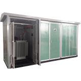 Sous-station compacte extérieure à haute tension