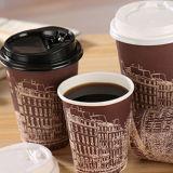 De in het groot Opnieuw te gebruiken Koppen van het Document van de Koffie
