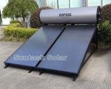 Alta Suntask chapa lisa aquecedor solar de água Pressurizada