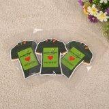 衣服によってかぎつけられるハングのペーパー芳香剤車の香水のカード(YH-AF517)
