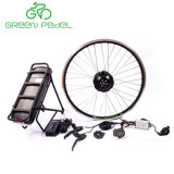 Greenpedel 36V 250W elektrischer Fahrrad-Installationssatz mit Zahnstangen-Batterie