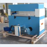 De hydraulische Rubber Scherpe Machine van Pantoffels