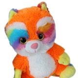 미국 Hotsale에 의하여 채워지는 견면 벨벳 장난감 고양이 동물