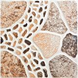 Azulejo de suelo de cerámica rústico del material de construcción 400X400m m