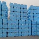 Blauer Baumwolle-PET Beutel